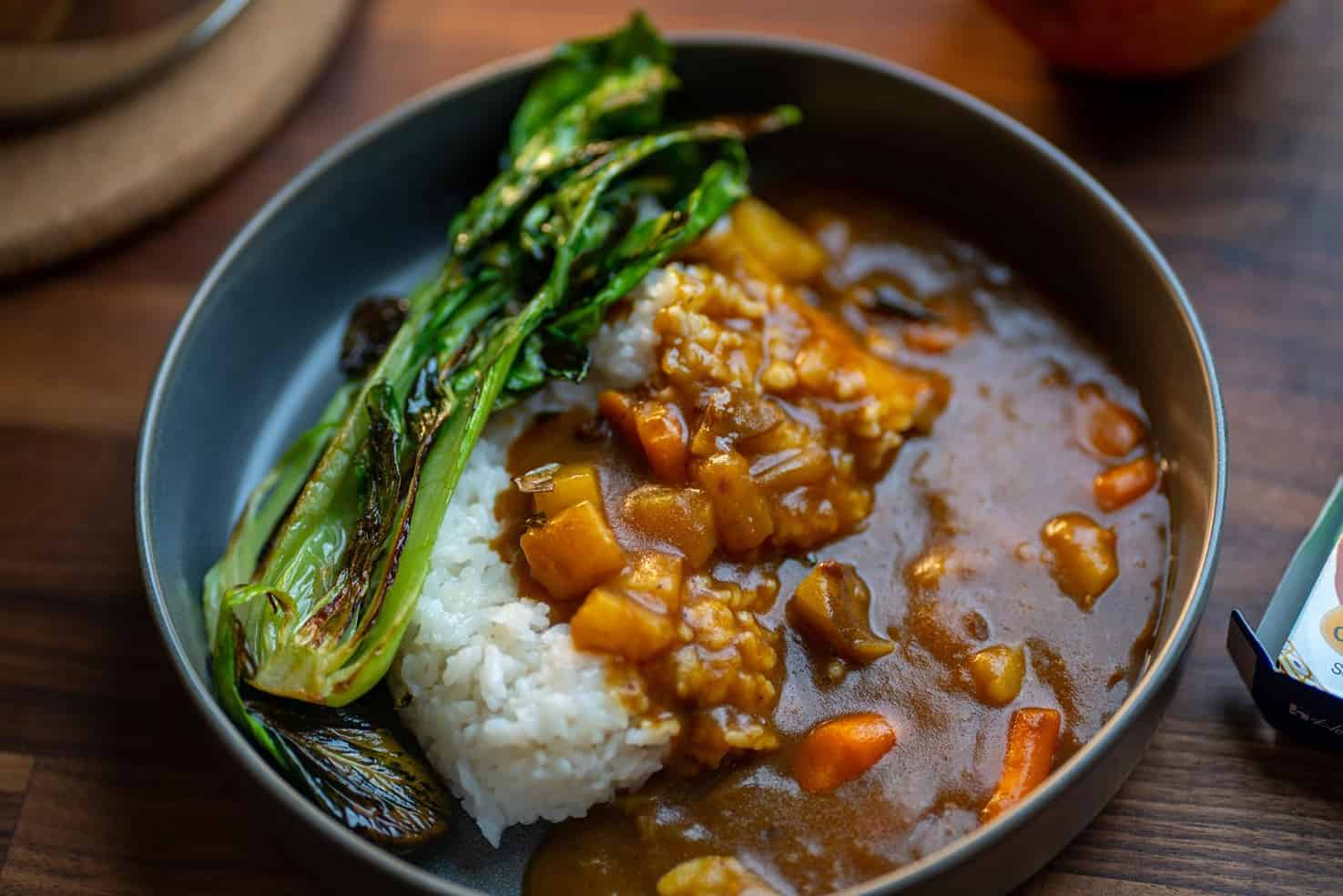 Chef Leon Is Our Pro Feature This Week Sharing A Japanese Curry Recipe Tallahassee Foodies